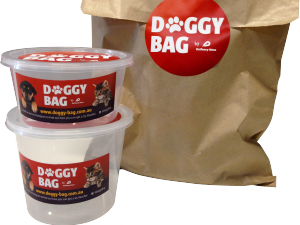 Doggy Bag Delivery Hero