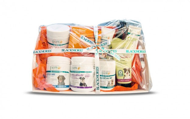 DOGSLife has three PAW by Blackmores hampers to give away!