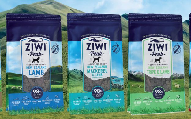 DOGSLife has 8 pouches of ZiwiPeak Tripe & Lamb to give away!